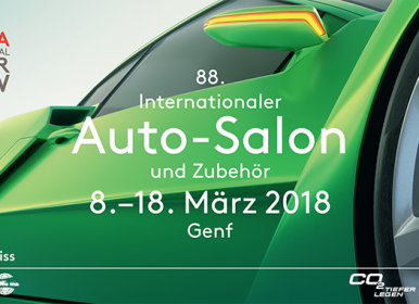 88. Internationaler Autosalon in Genf